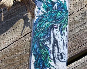 Fantasy Horse Laminated Bookmark