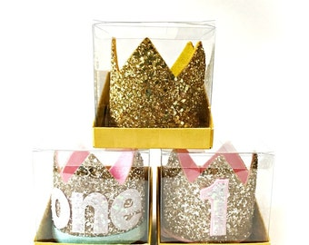 Birthday Crown Keepsake Box Add on