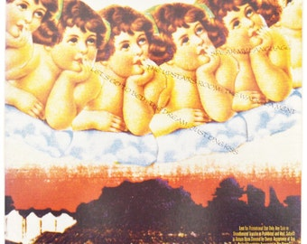 Vintage 80s The Cure Japanese Whispers Goth Promo Album Record Vinyl LP