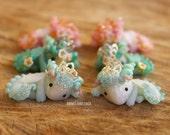 MINI Gemstone Royal Mer-Dragon Figurine   Miniature Dragon   'MYSTERY' BOX