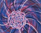 Art Print Enchanted Rose ...