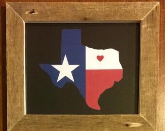 Texas Hometown Pride