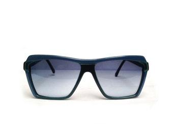 Fendi sunglasses oversized esmerald 1990s