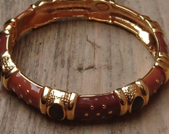 Vintage Joan Rivers bangle