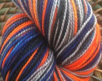 Dark Water Sunset-Self Striping Yarn