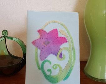 card pond lily