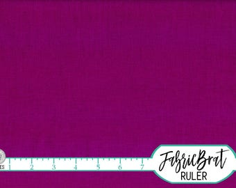 KONA COTTON BERRY Solid Fabric by the Yard, Fat Quarter Robert Kaufman Violet Purple Solid fabric K001-1016 100% Cotton Quilt Fabric w12-26