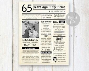 Unterhaltsame fakten 1977 geburtstag schild 40 for Geburtstagsgeschenk bruder
