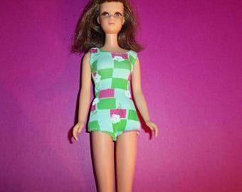Vintage Francie Doll Burnette Twist n Turn