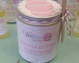 Cocoa Butter Body Whip Relaxation Scent