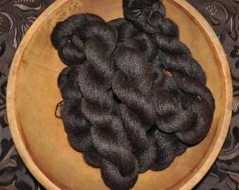 100% Suri Alpaca yarn- Cannonball