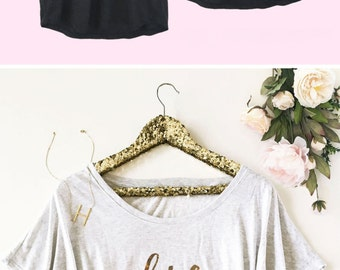 Love Shirt Valentines Day Shirt Women XOXO shirt Valentine Shirt Women (EB3202CT) Dolman Style