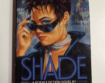 Shade by Emily Devenport ROC Books 1991 Vintage Sci-Fi Paperback
