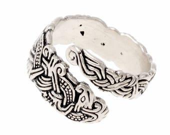 """Finger ring """"Thorleif"""" - [07 Ring Thorleif/G1 D-7]"""