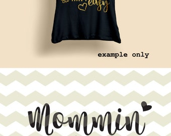 Mommin ain't easy, mother mom life mommy mother's day digital cut files, SVG, DXF studio3 files for cricut silhouette cameo, diy vinyl decal
