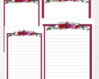 spring writing paper for kids Paper with decorated borders: motivate your students to work through the creative writing process by allowing them to publish their work on this fancy border paper.