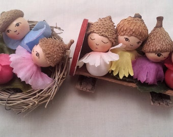 Flower Fairy Babies