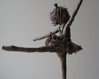 Ballet dancer. Sculpture of Ballerina. Available