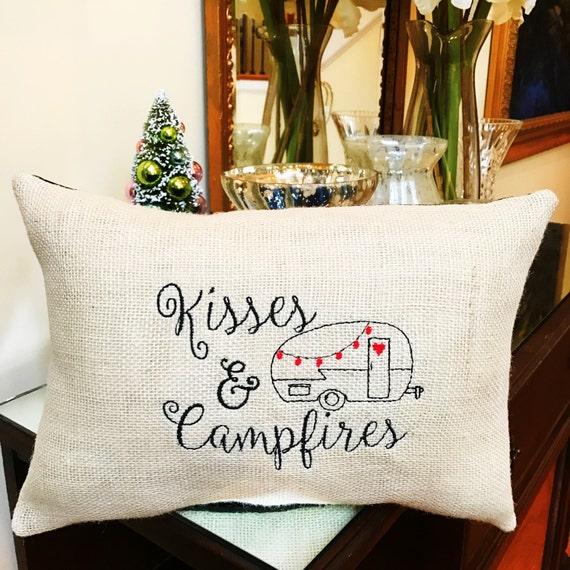 Items Similar To RV Decor Pillow, Camper Decor, RV Throw