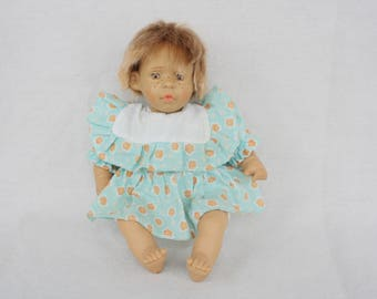 Doll Character doll Original doll Spanish Llopis doll Original toy Children toy doll Puppen Kids toy Baby doll Collection doll Girls doll