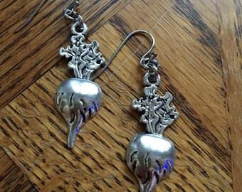 Luna Lovegood Raddish Earrings