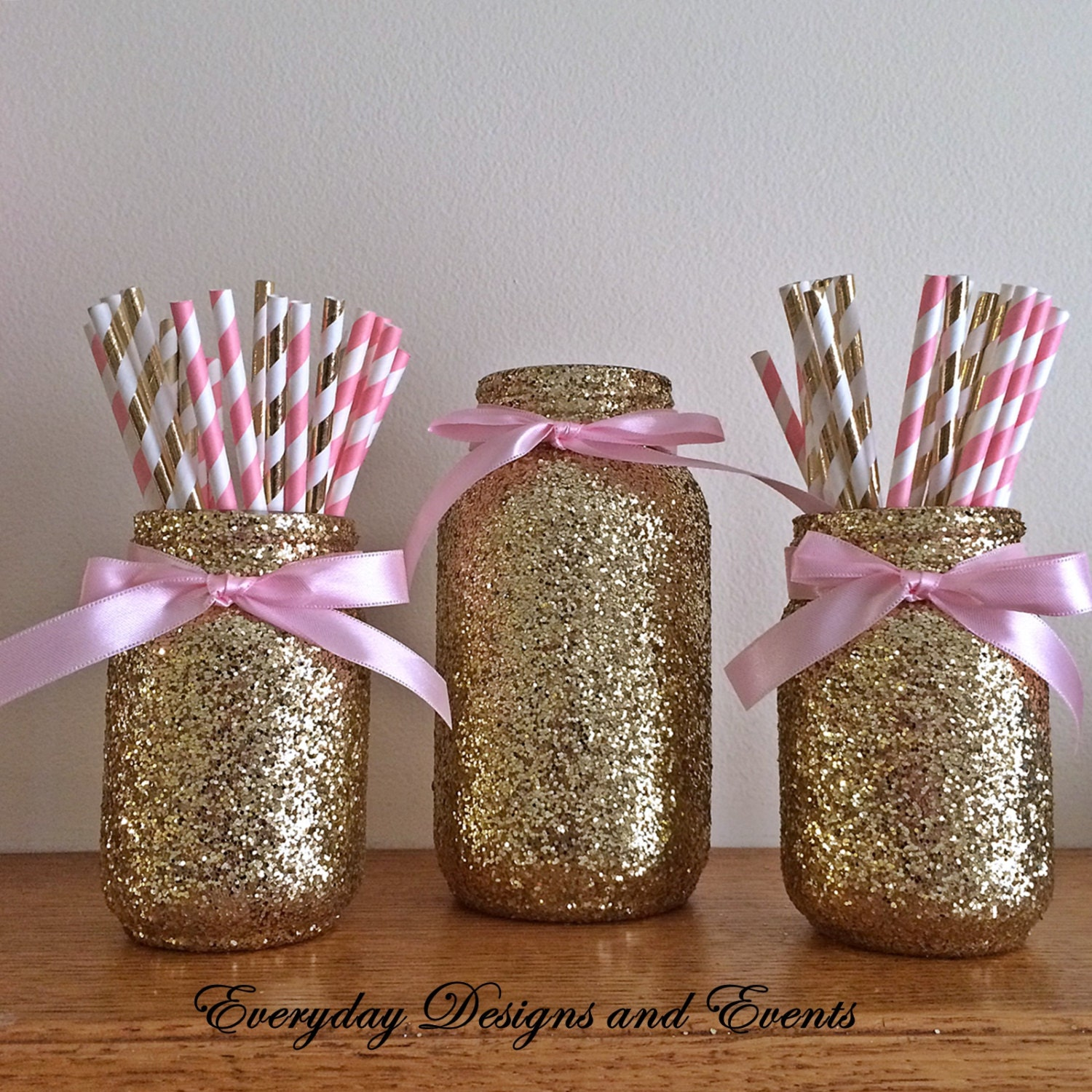 Mason Jar Centerpiece baby shower ideas baby shower decorations