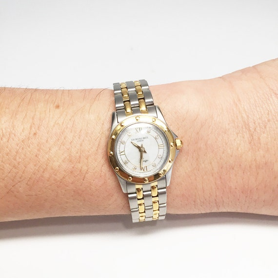 Vintage Raymond Weil Tango Ladies Watch