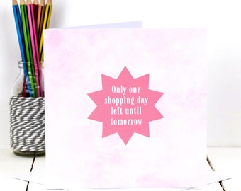 Birthday Card; Pink Birthday Card; Birthday Friend Card; Card For Female Friends; Card For Mum; GC420