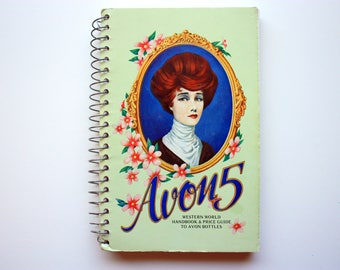 AVON 5  Handbook and Price Guide 1978, AVON Collectible, AVON Price Guide, Second Printing