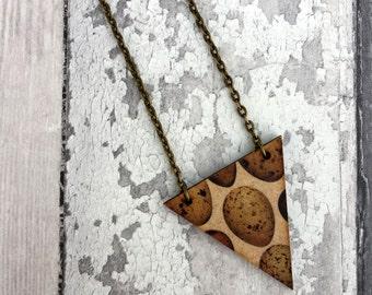 Bird Egg Necklace, Bird Jewelry, Bird Jewellery, Bunting Jewellery