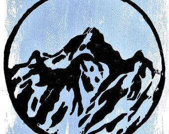 Black Mountain Postcard