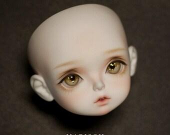 12mm - 20mm Marison Eyes - Handmade BJD Eyes w/ Swarovski Crystal { Sweet Olive }