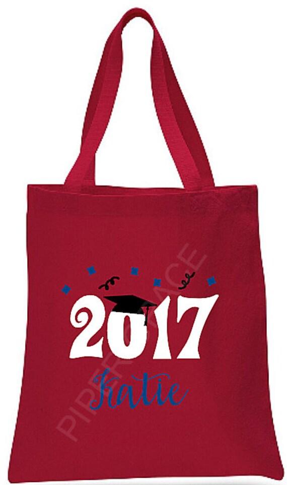Graduation tote bag gift ideas
