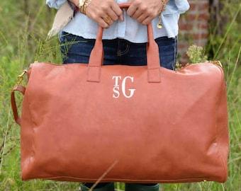 Luxe Monogrammed Duffel Bag - Monogrammed Duffel Bag - Monogrammed Duffel Bag - Monogrammed Duffel Bag