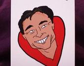 Val Kilmer's Day - Greeting Card