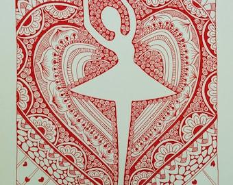 Zen Dancing Queen