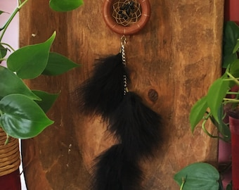 Dream Catcher, Dreamcatcher, Onyx Dream Catcher, Dreamcatcher with Onyx, Small Dream catcher, Small dreamcatcher, boho