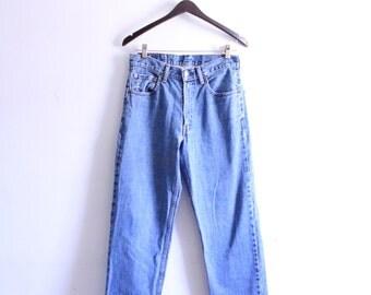 Classic Levis 550 Jeans