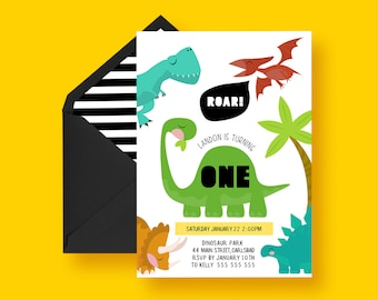 Dinosaur Invitation, dinosaur birthday, dinosaur birthday invitation, Dinosaur Printable Invitation, Dinosaur Party,boys dinosaur invitation