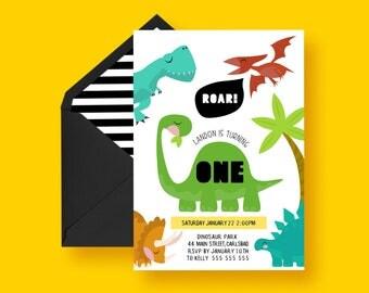 Dinosaur Invitation, dinosaur birthday, dinosaur birthday invitation, Dinosaur Printable Invitation, Dinosaur Party,boys dinosaur invitation