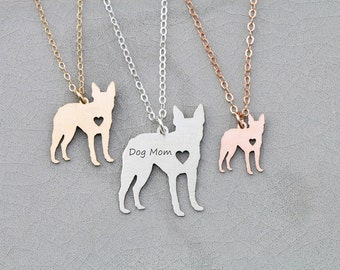SALE • Boston Terrier Necklace • Pet Terrier Dog Jewelry • Dog Charm Terrier • Sterling Silver Charm • Personalized Silver Dog • New Puppy