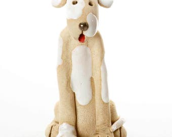 Mutly | Cross Breed | Man's best friend | Looking For Home | Quirky Ceramic Ornament