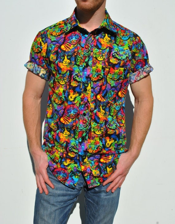 Cool button up shirt designs artee shirt for Cool long sleeve button up shirts