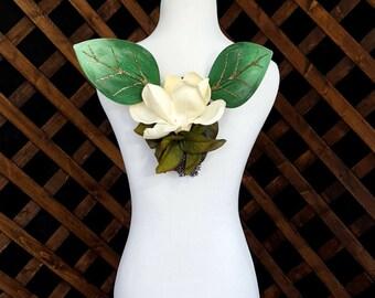 Magnolia Green Fairy Wings