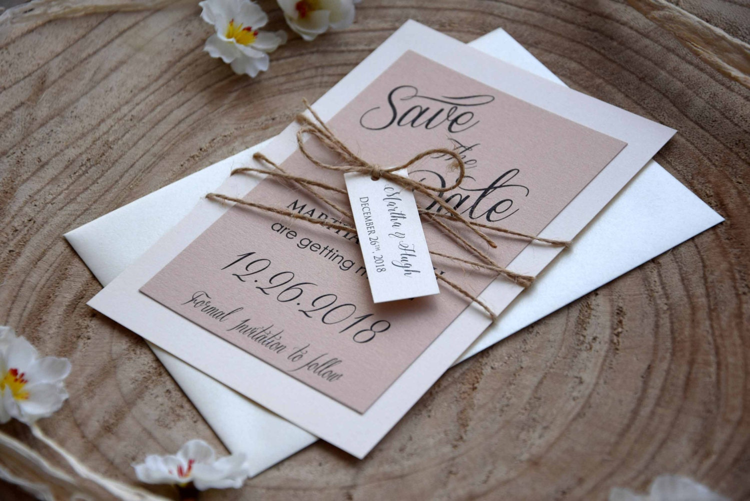 Wedding Save The Date Postcards: Save The Date Wedding Cards Elegant Wedding Save The Dates