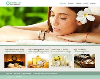 Custom Website Design, custom website creation, feminine website, professional website, portfolio website, Small Business Website Templates