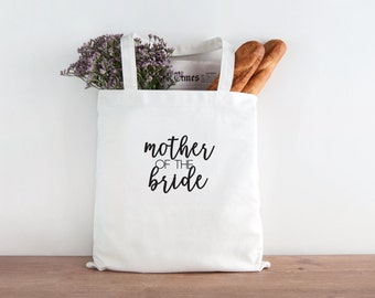 Mother of the Bride Tote, Wedding tote, Mother of the Bride Gift, Welcome bag, wedding tote, mother of the bride gift, wedding welcome tote