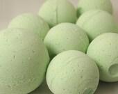 Eucalyptus Mint Bath Bomb - Essential Oil Bath Bomb - Bath Fizzy - Natural Bath Bomb