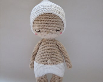 Hoki - Crochet Pattern by {Amour Fou}
