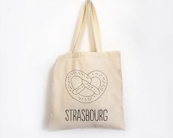 Tote Bag Strasbourg